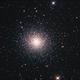 M13 - Globular Cluster,                                Michael Caligiuri