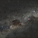 Southern Milkyway,                                Paul Ng
