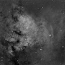 Nébuleuse NGC 7822 en Ha,                                pleiade2004