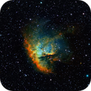 Pacman Nebula,                                Jonathan Aranow