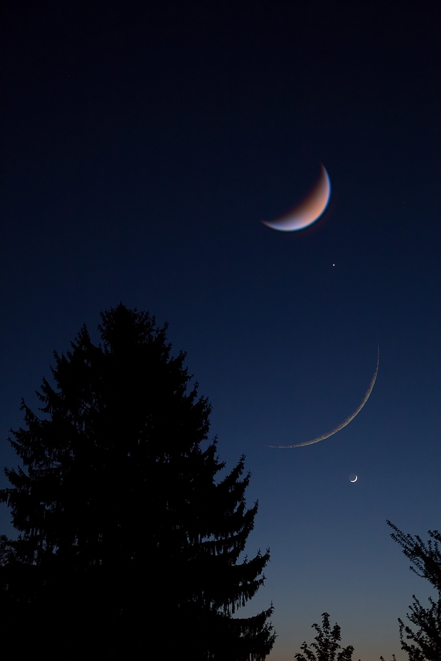 Venus close to greatest brightness,                                xb39