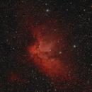 NGC 7380 Wizard Nebula,                                pilotlc