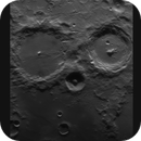 APOD 17.07.2021, The Moon is watching you ! - Arzachel and Alphonsus, 20/04/2021,                                Noël Donnard