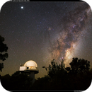 Perth Observatory Lowell Dome and Milky Way,                                Roger Groom