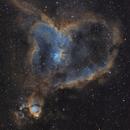 The Heart Nebula,                                Torsten Mueller