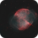 M27 Ha-OIII-OIII,                                StarDiver