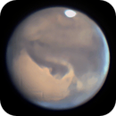 Mars from my backyard,                                Ray's Astrophotog...