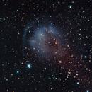 HFG1 (Heckathorn-Fesen-Gull 1) Ancient Planetary Nebula/PK 136+05,                                Zhaoqi Li