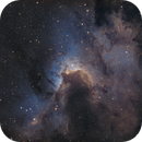 Cave nebula,                                Dave Dev