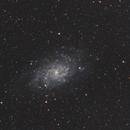 M33, The Triangulum Galaxy,                                Vlaams59