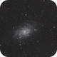 M33, The Triangulum Galaxy,                                Vlaams59