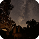 [GIF, 3D from single still picture demo] The well at the end of the Milky Way,                                sergio.diaz