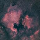 North America and Pelican Nebula 2019,                                Bob Stevenson