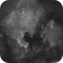 NGC7000&IC5070 Ha mosaic,                                Marko R.
