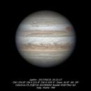 Jupiter - 2017/4/25,                                Baron