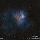 NGC 1491   SHO,                                Paul Borchardt