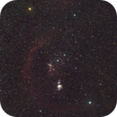 Orion & Barnard's Loop widefield,                                Janos Barabas