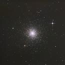 M3 Cluster,                                David Parker