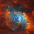 The Bubble Nebula (NGC 7635),                                Luca Marinelli