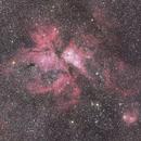 Eta Carinae Nebula,                                stuka342