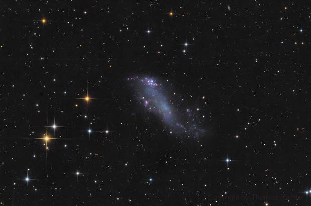 Coddington's Nebula - IC 2574,                                Thomas Richter