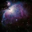 Orion with guided Mak on Star Adventurer!,                                Björn Hoffmann
