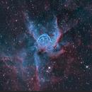 NGC 2359 Thor's Helmet,                                Benoit Gagnon
