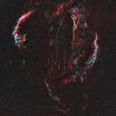 Veil Nebula,                                Luca Marinelli