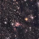 SH2-155 Cave Nebula,                                Andrea Pistocchini - pisto92