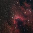 Sh2-155-HaRGB-The Cave Nebula in Cepheus,                                LazyLightning
