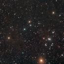 Les Hyades et la nébuleuse de Hind,                                Corine Yahia (RIGEL33)