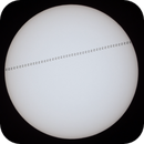 ISS Solar Transit 10-9-18,                                AwesomeAstro