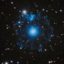 NGC 6543 the Cat Eyes Nebula,                                Mario Zauner
