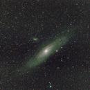 Andromeda Galaxy,                                Mandar Potdar