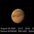 Mars,                                Dominique Callant