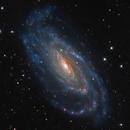 NGC 5033 | An Offset Seyfert Nucleus Galaxy,                                Kevin Morefield