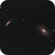 M81 and M82,                                jagakajaja