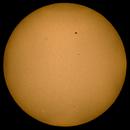 The Sun,                                fluxa