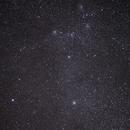 Open Clusters in Auriga,                                Sébastien Kesteloot