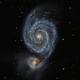 Whirlpool Galaxy (Messier 51),                                Henning Schmidt