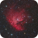 NGC281 - the Pacman nebula,                                Gianni Cerrato