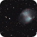 Dumbell Nebula,                                Fred Marotta