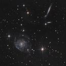 Holmberg 124 - NGC 2805,                                Jonathan W MacCollum
