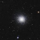 M13  Great Cluster in Hercules,                                Paul Schuberth