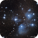 M45 Pleiades,                                Dmitri Gostev