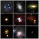 Collage of Deep Sky Objects,                                Trish Hamlin