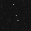 First Light - WO Star 71 Dual Rig - Leo Triplet,                                Steve Milne