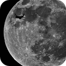 Moon with jet,                                Jay DeShan