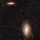 M81 & M82 LRGB,                                Dr Ralph Lange