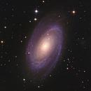 M81 LRGB,                                Mark Kuehner